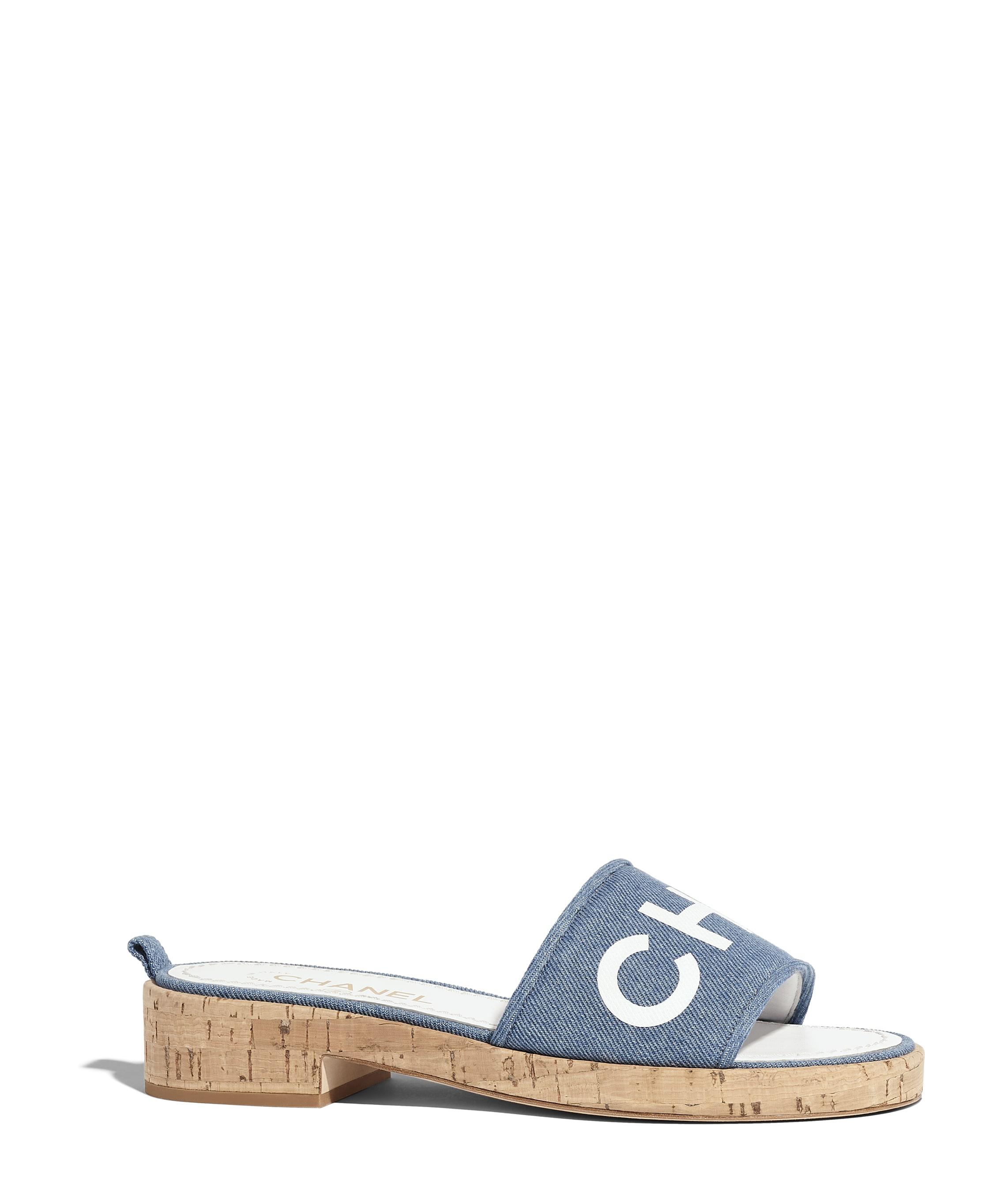 f590952f78eb Sandals - Shoes - CHANEL