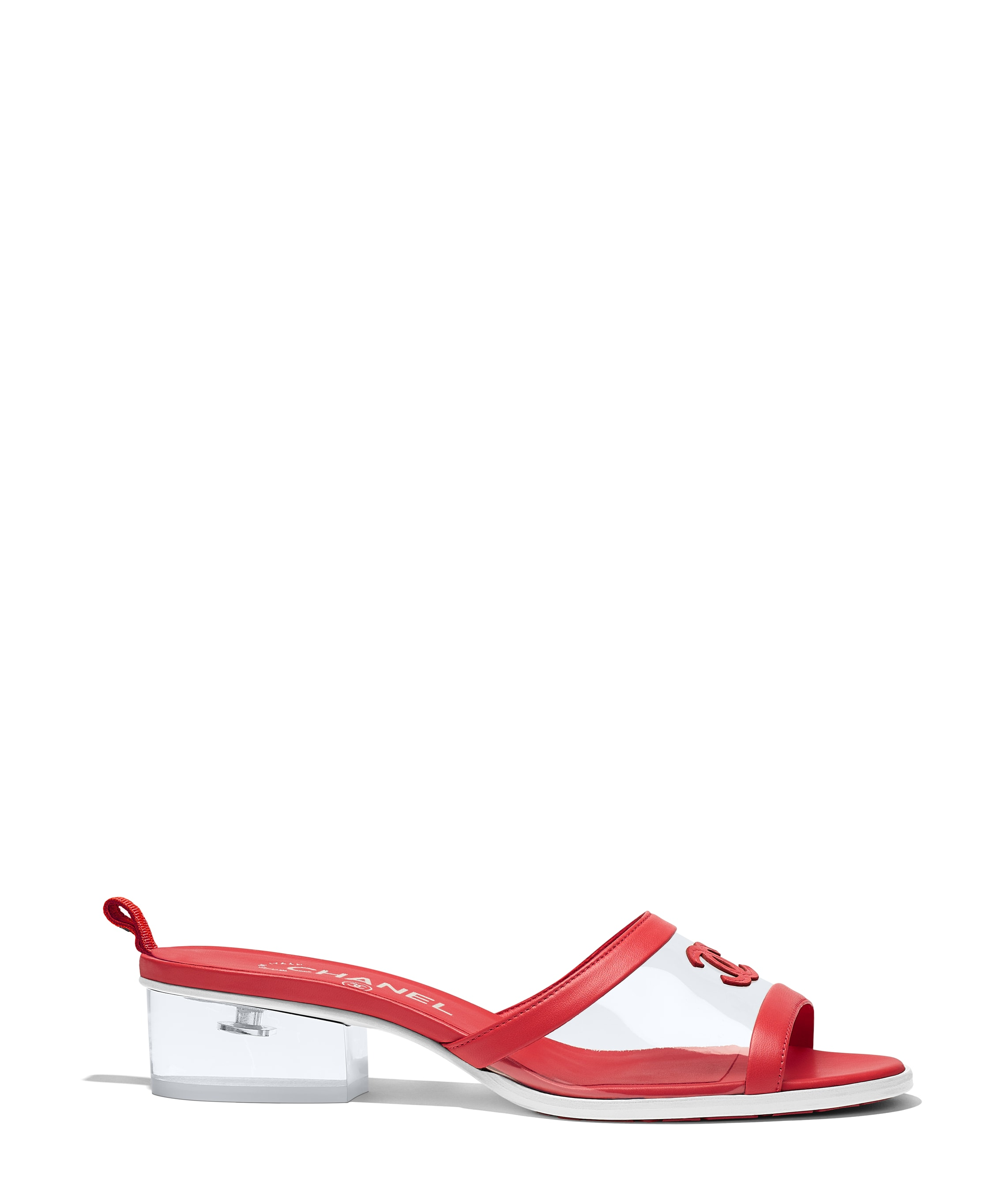 fe86a43891ec Sandals - Shoes - CHANEL