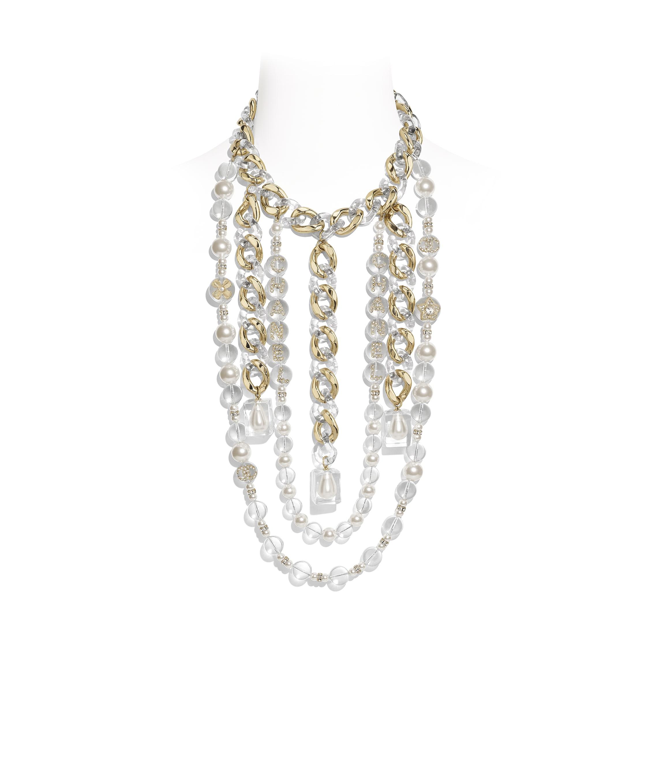 faux bijoux chanel