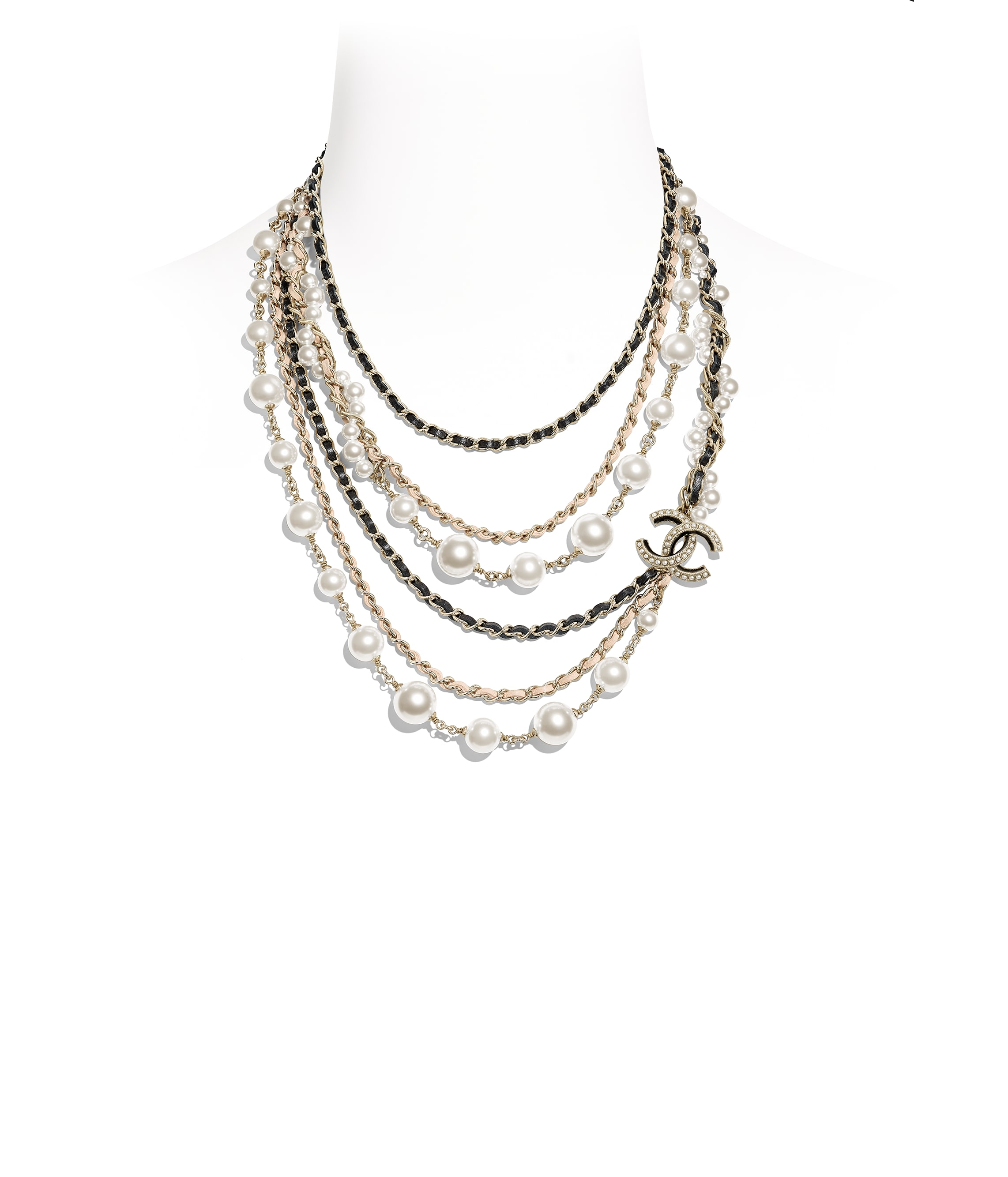 bb777966a7727 Necklaces - Costume Jewelry - CHANEL