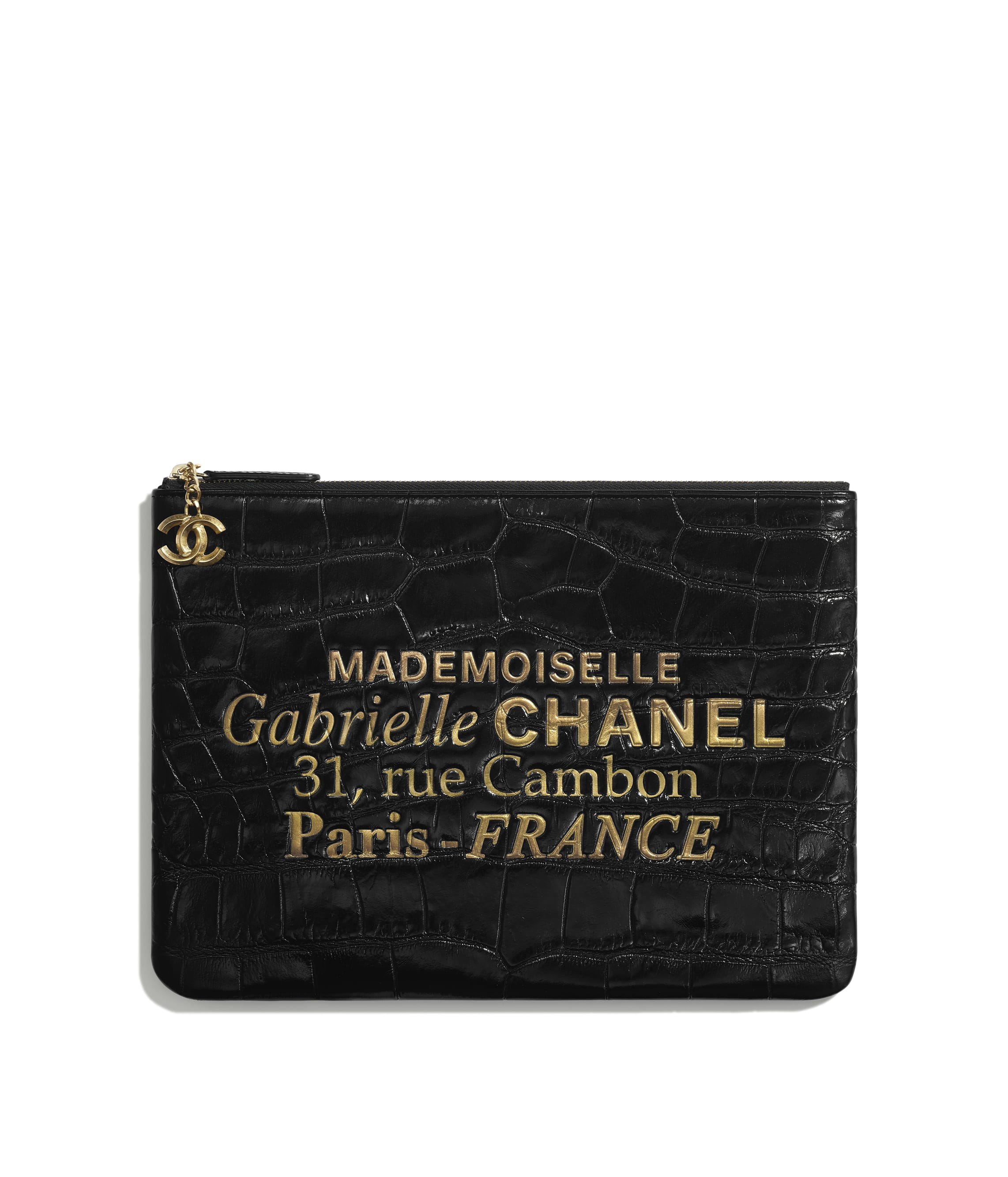 90f08cdce410 Small leather goods - CHANEL
