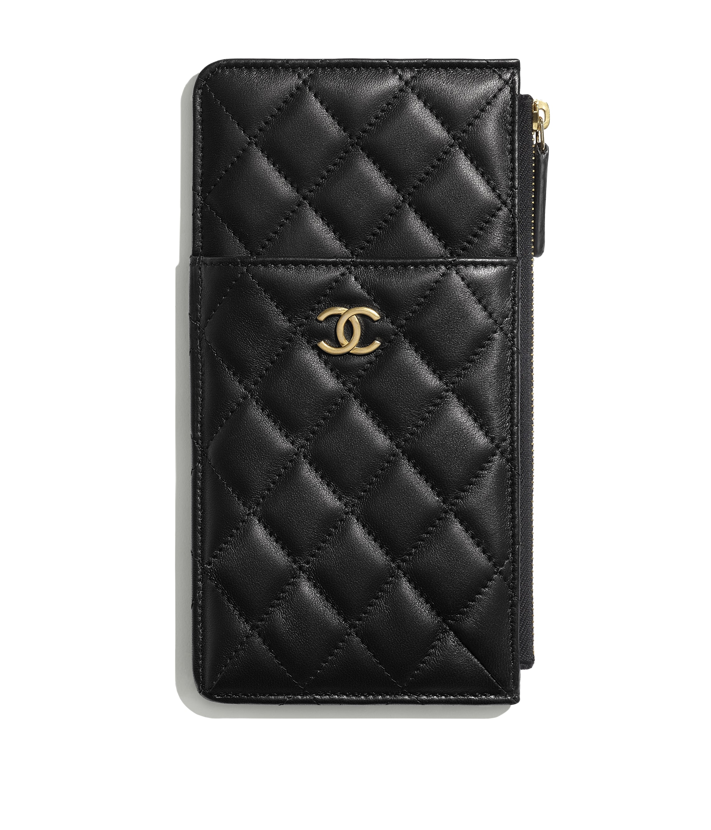 2669f1dc6a4f11 Pouches & Cases - Small Leather Goods - CHANEL