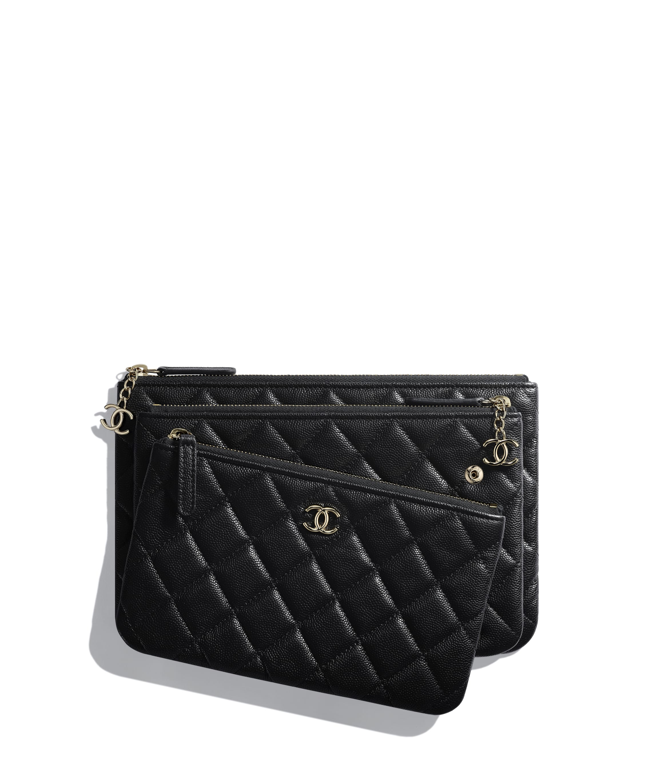 fde4d45c1e05 Pouches & Cases - Small Leather Goods - CHANEL