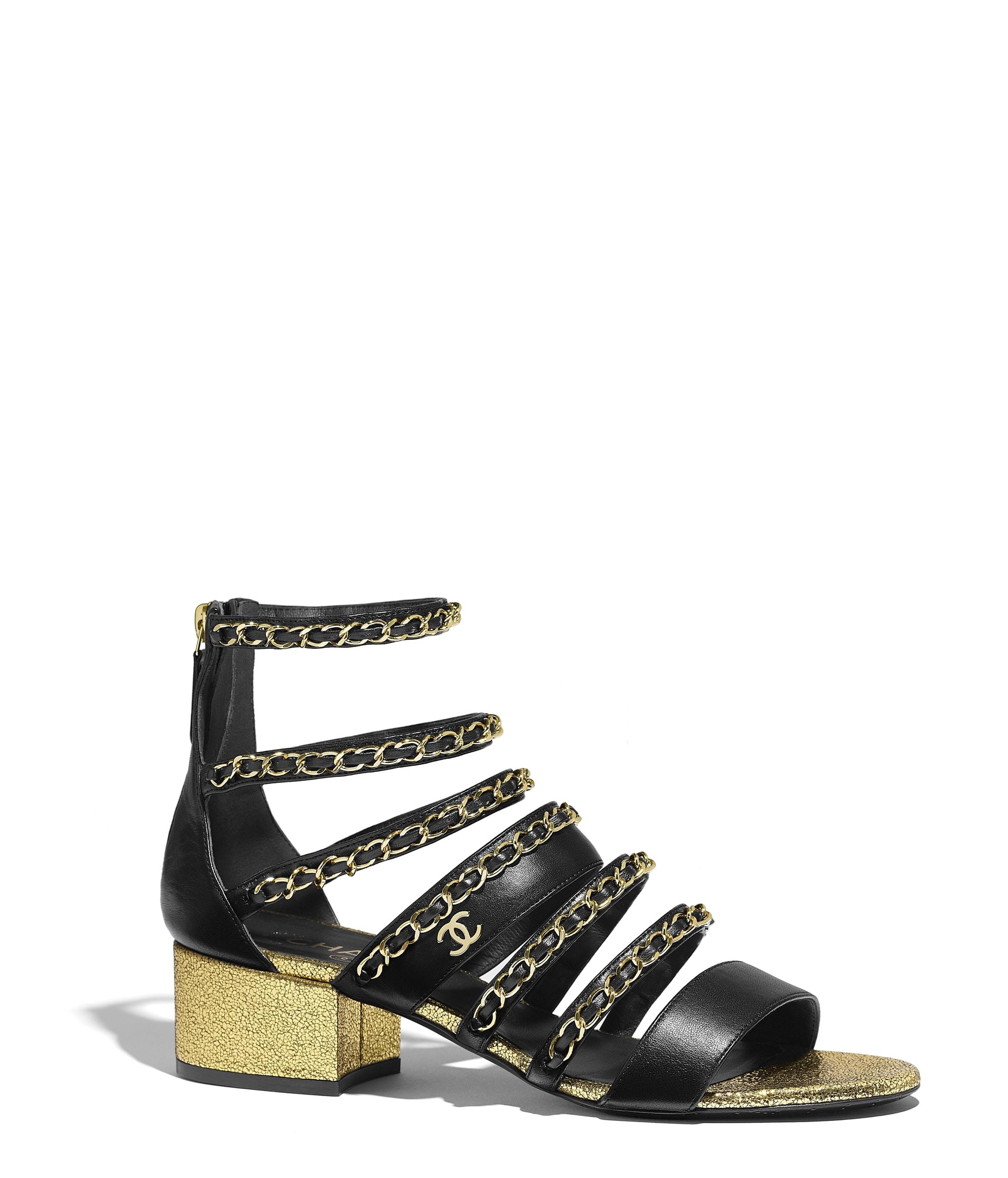 f745c3a066 Sandals - Shoes - CHANEL