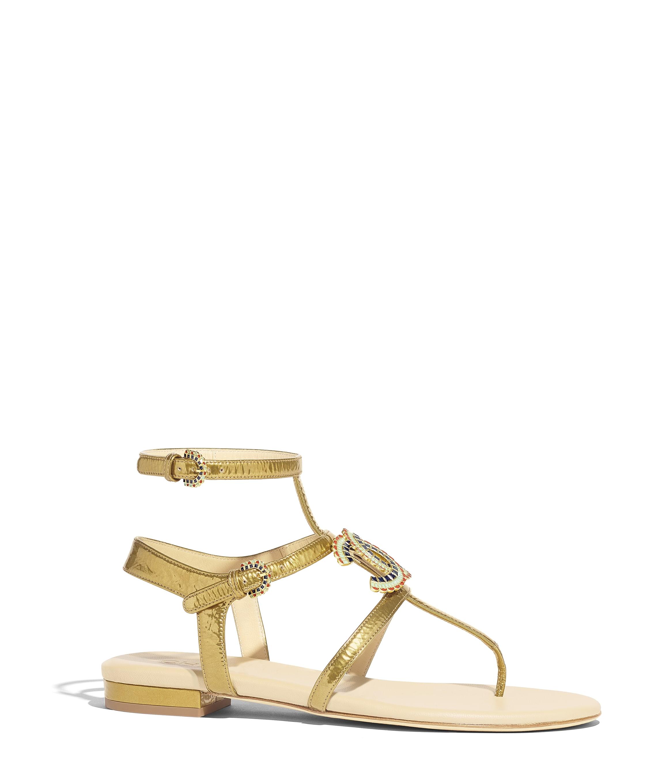 8a2f40d4f Sandals - Shoes - CHANEL