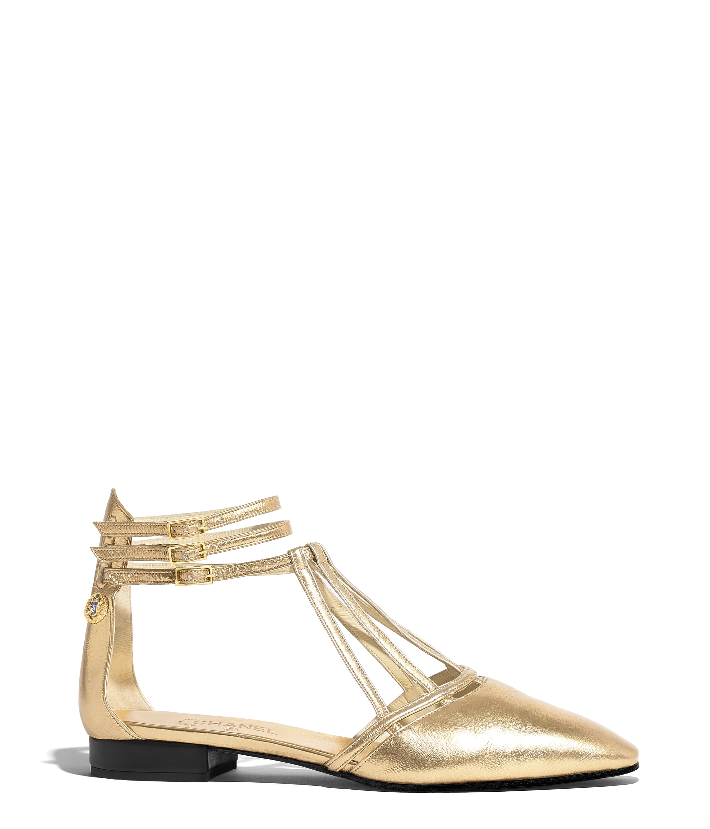 78a9f3b6ae824a Sandales - Chaussures - CHANEL