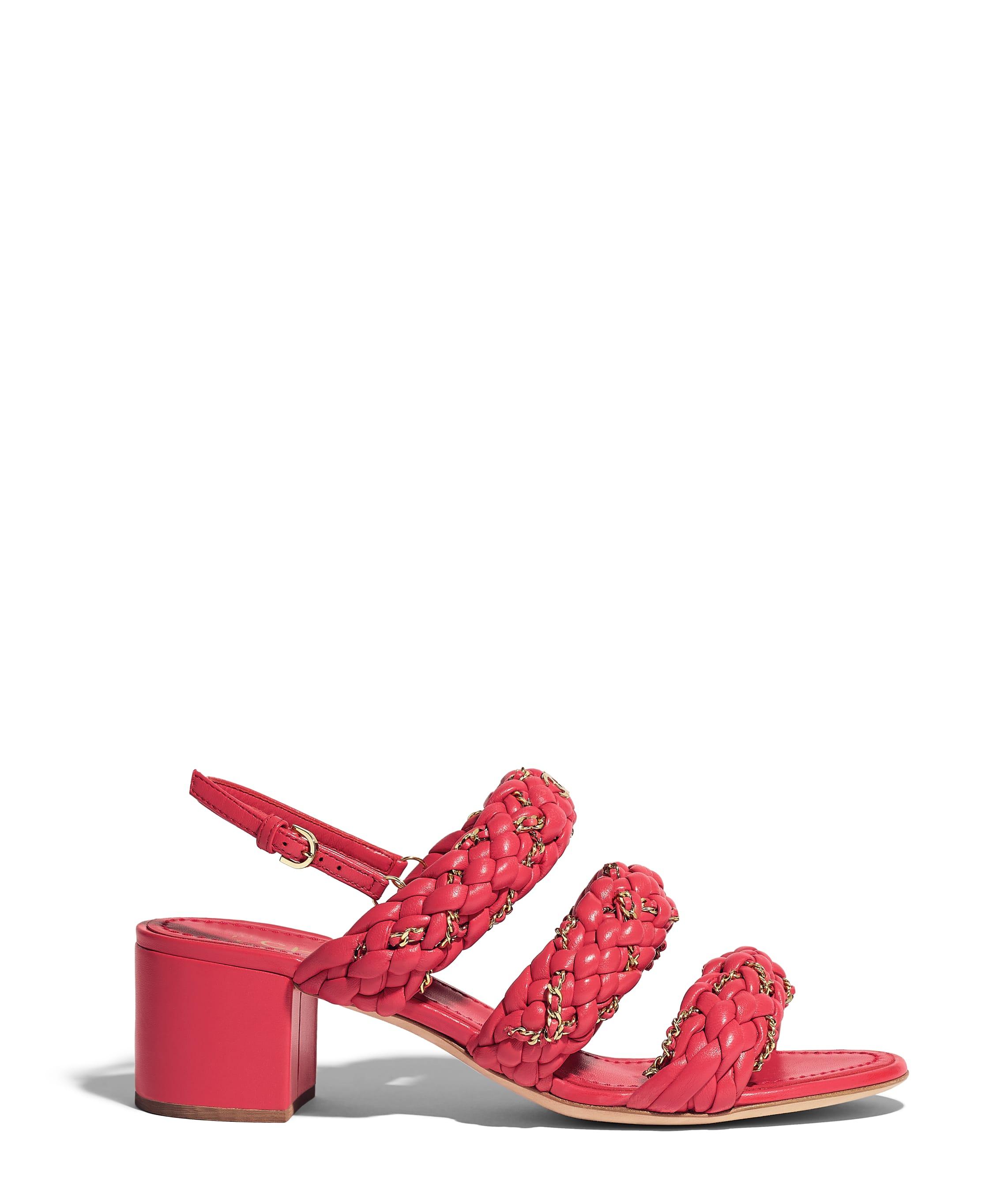8e62c1699 Sandals - Shoes - CHANEL
