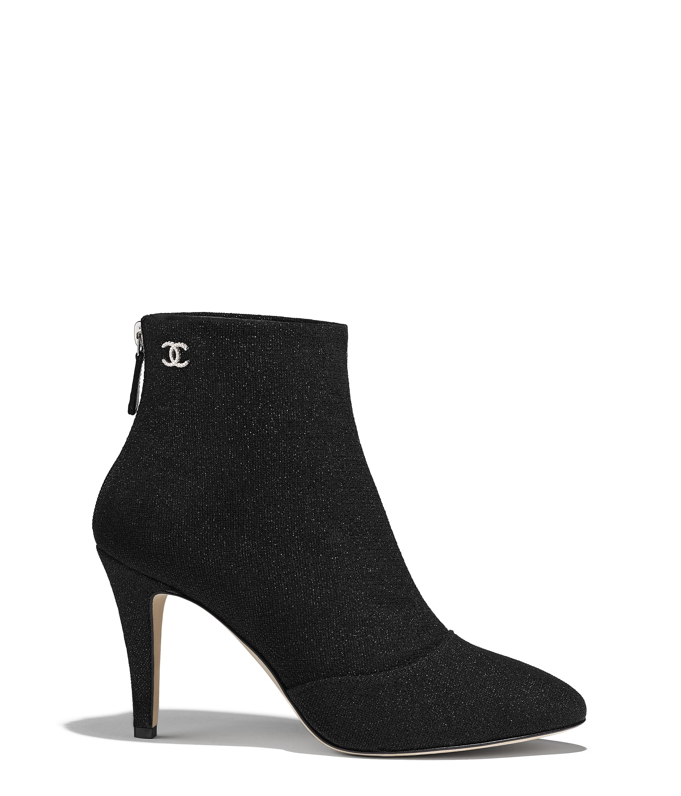 0bf317cdfd43 Short Boots - Shoes - CHANEL