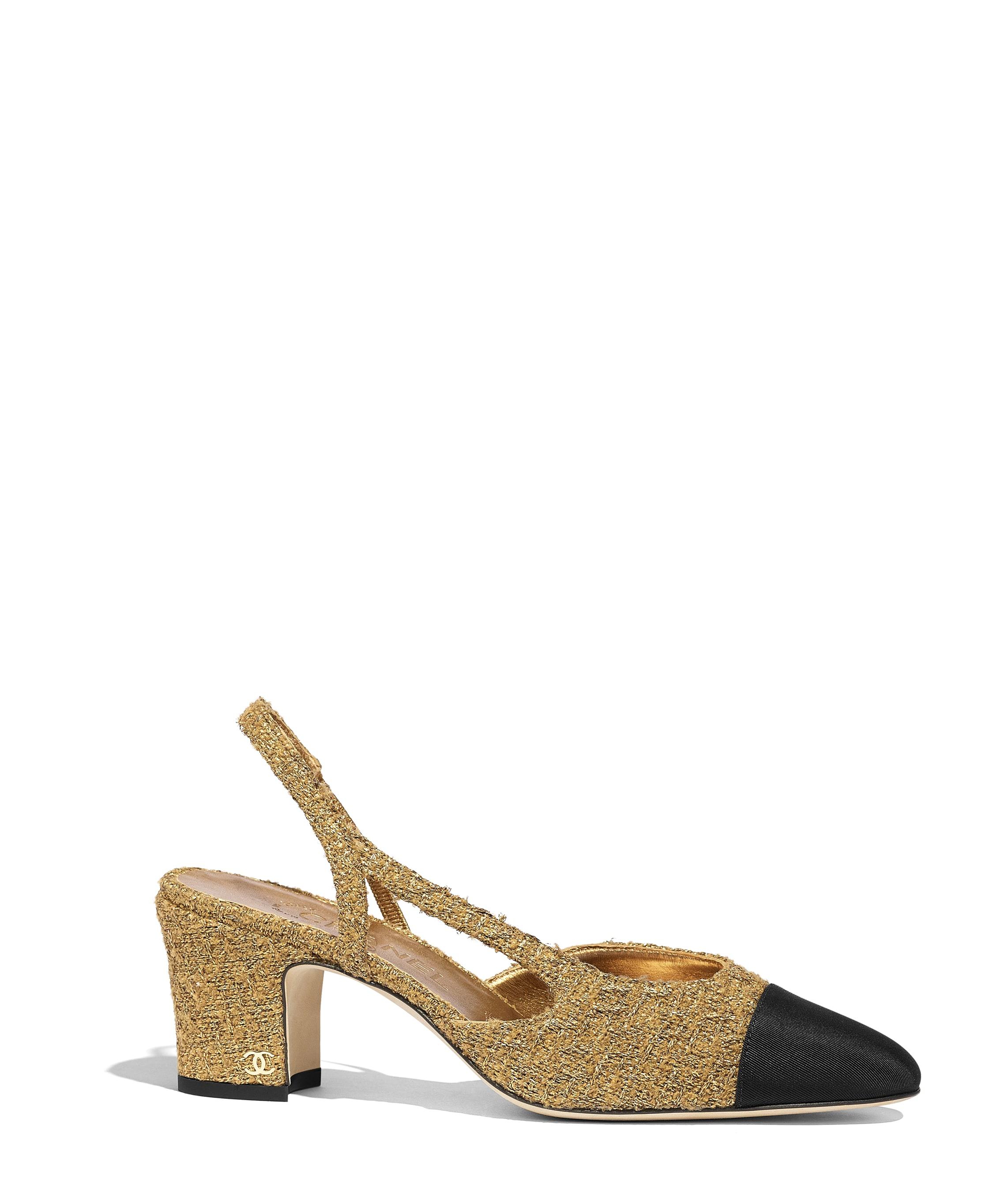 cfe7f35ff62 Pumps & Slingbacks - Shoes - CHANEL