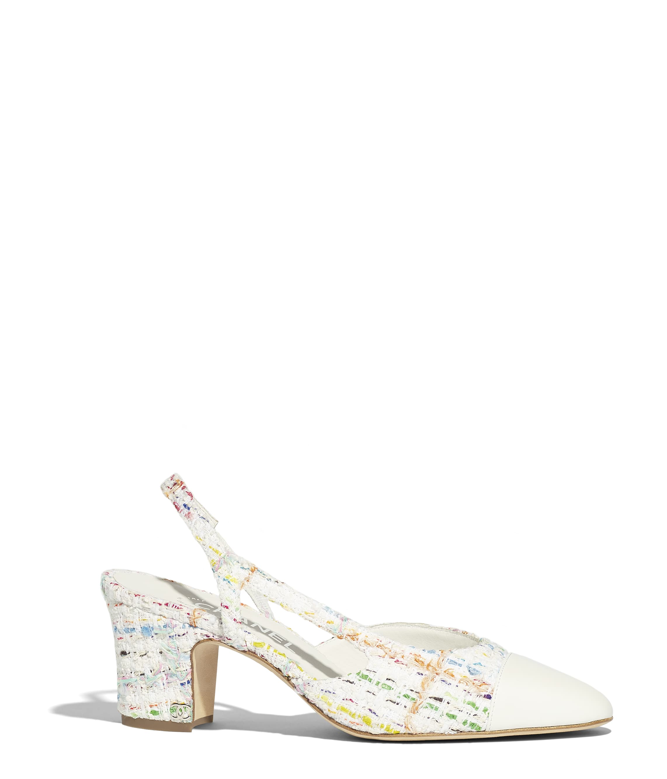 58c0593411f Escarpins   slingbacks - Chaussures - CHANEL