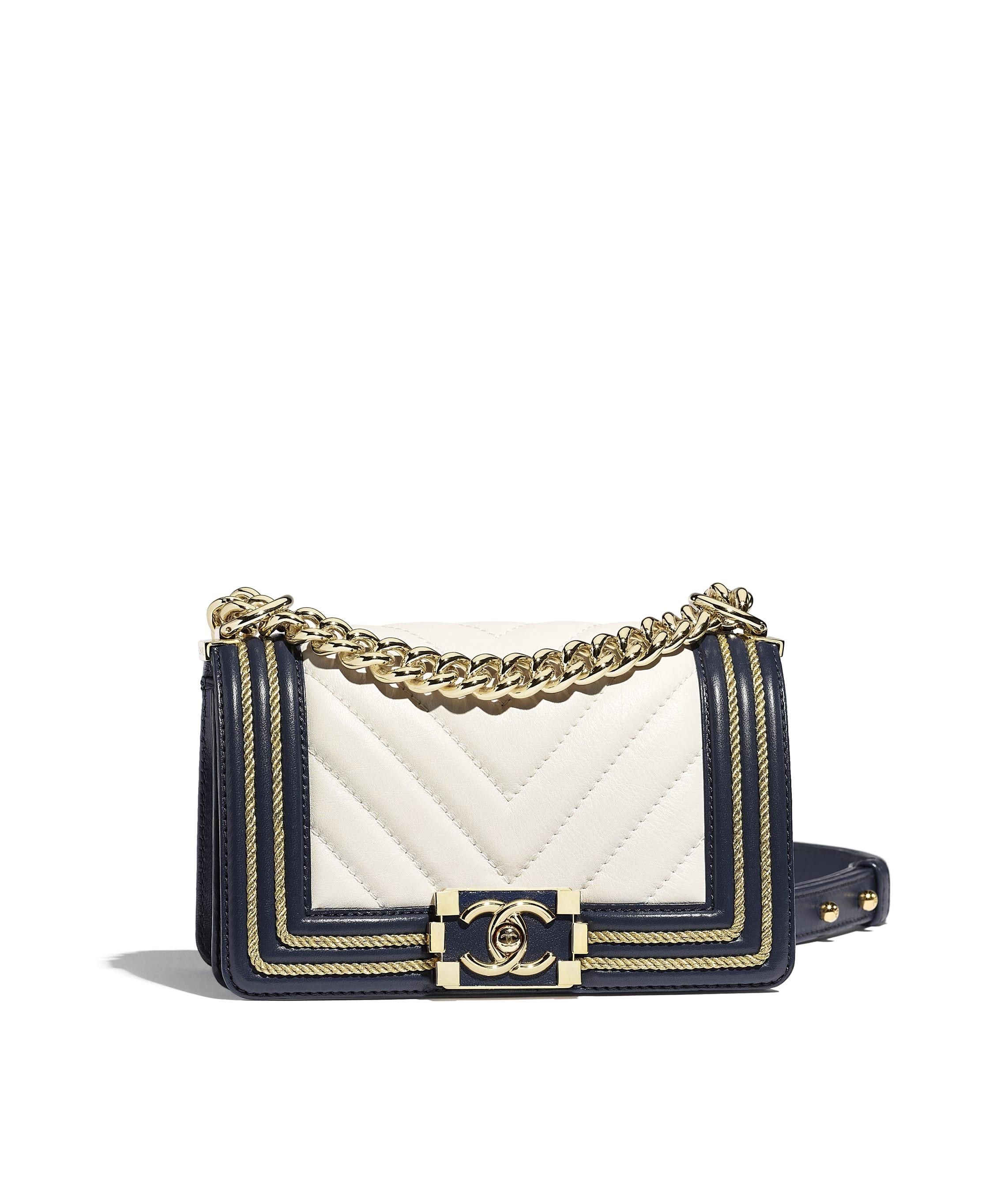 Small BOY CHANEL Handbag