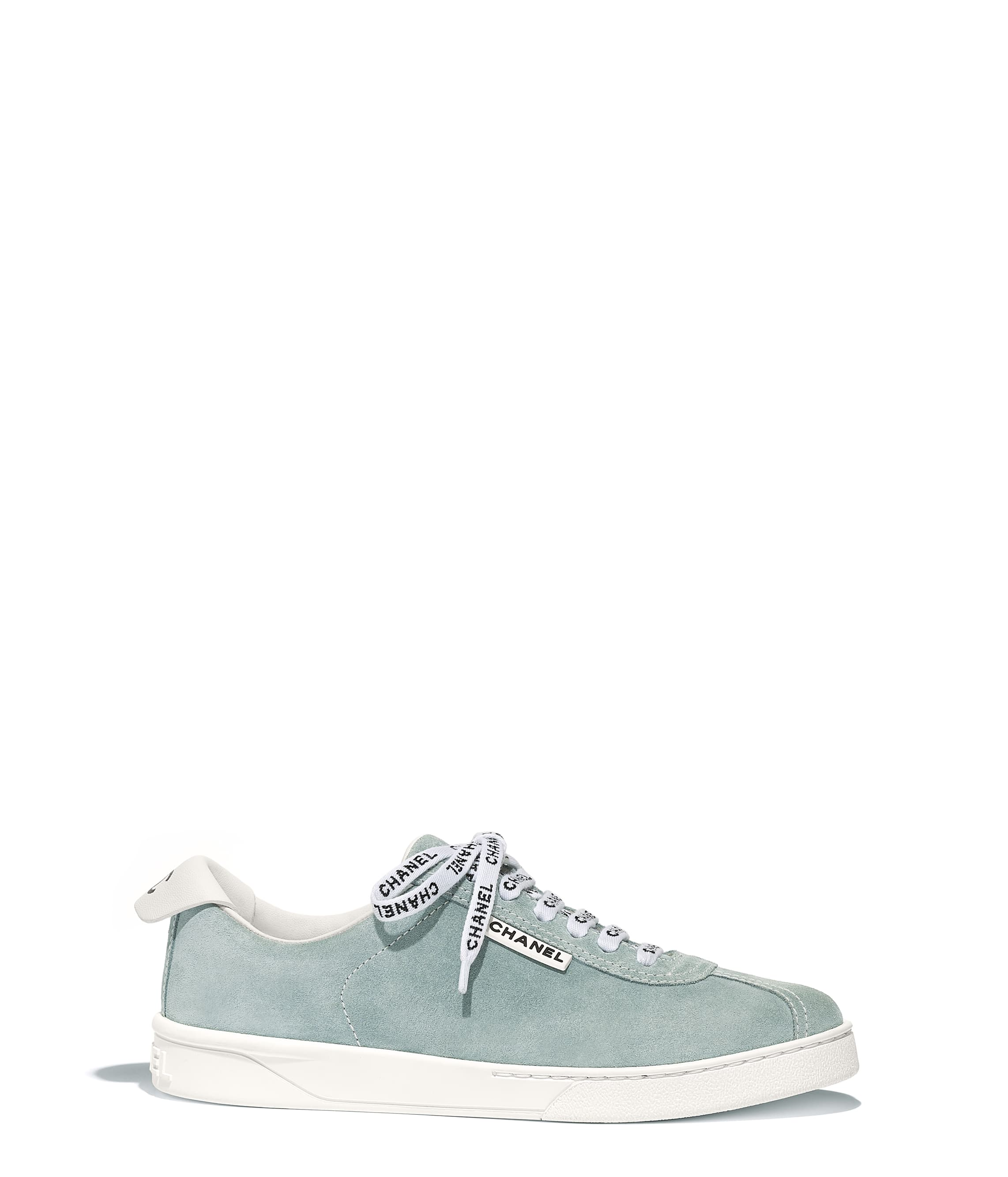 Sneakers Shoes Chanel Blue