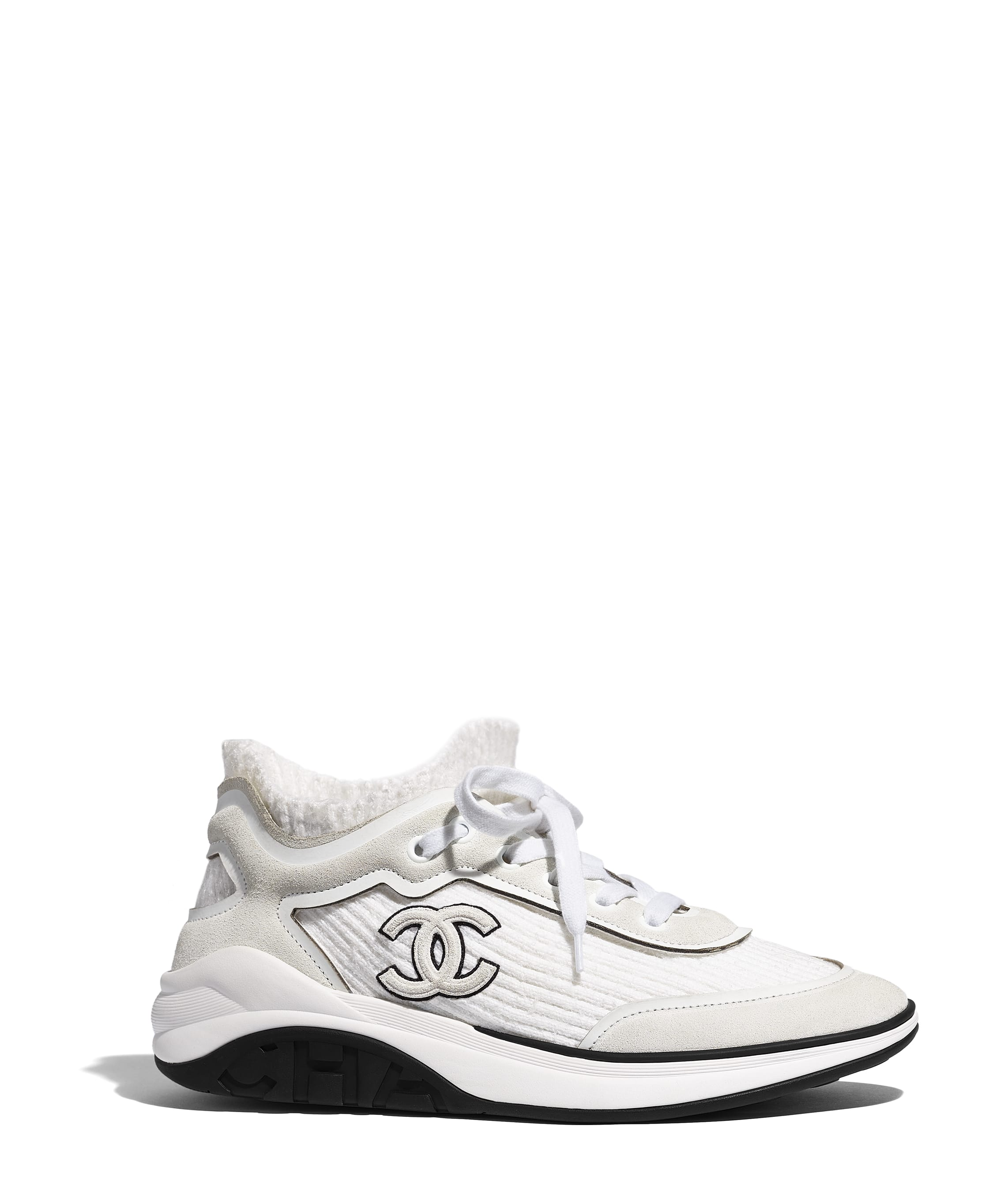 9b869a67c7cd Baskets - Chaussures & Souliers - CHANEL