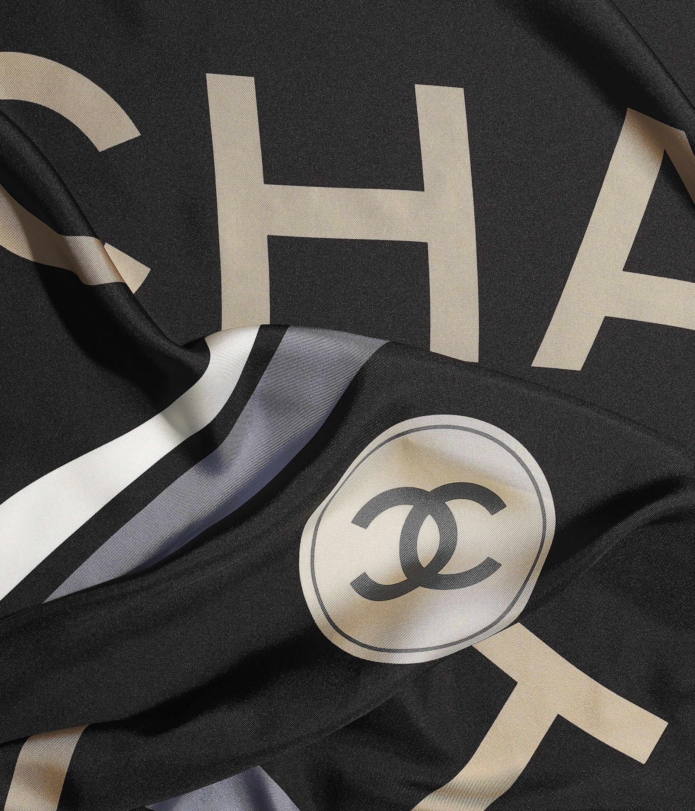 a basso prezzo ce077 c47b6 Foulard - CHANEL
