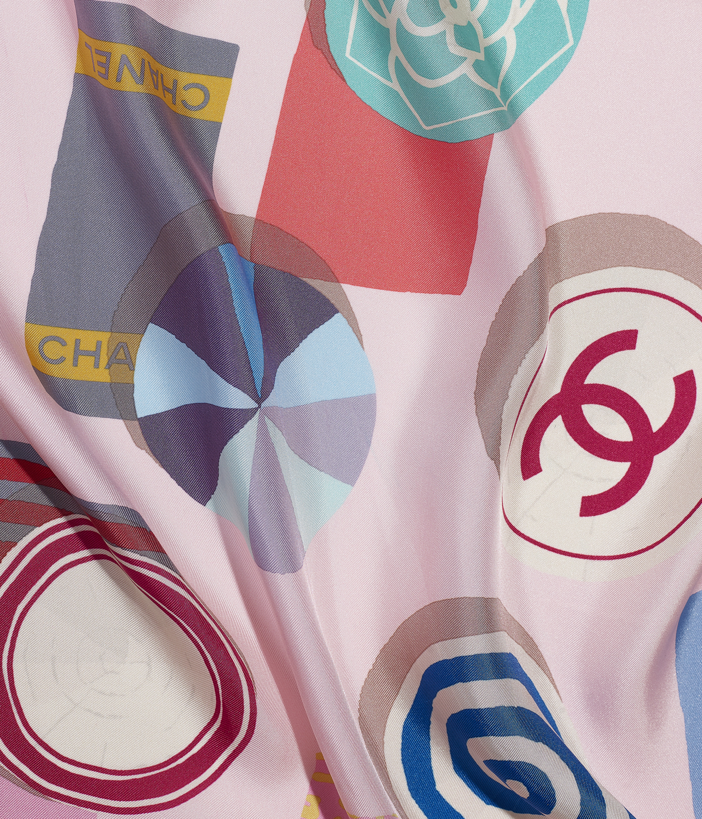 8c98a8fc Spring-Summer 2019 - Scarves - CHANEL