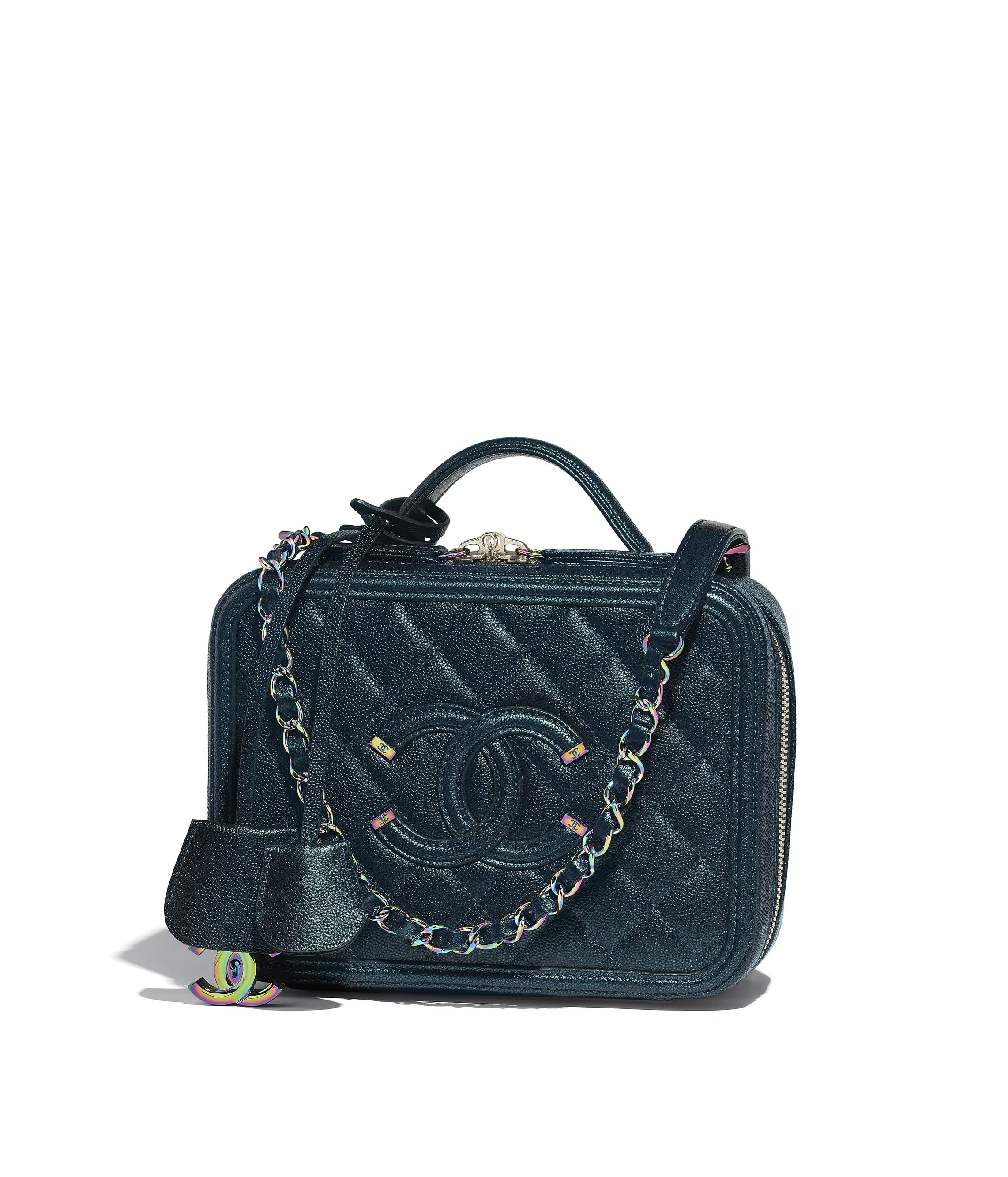 Vanity Chanel case bag