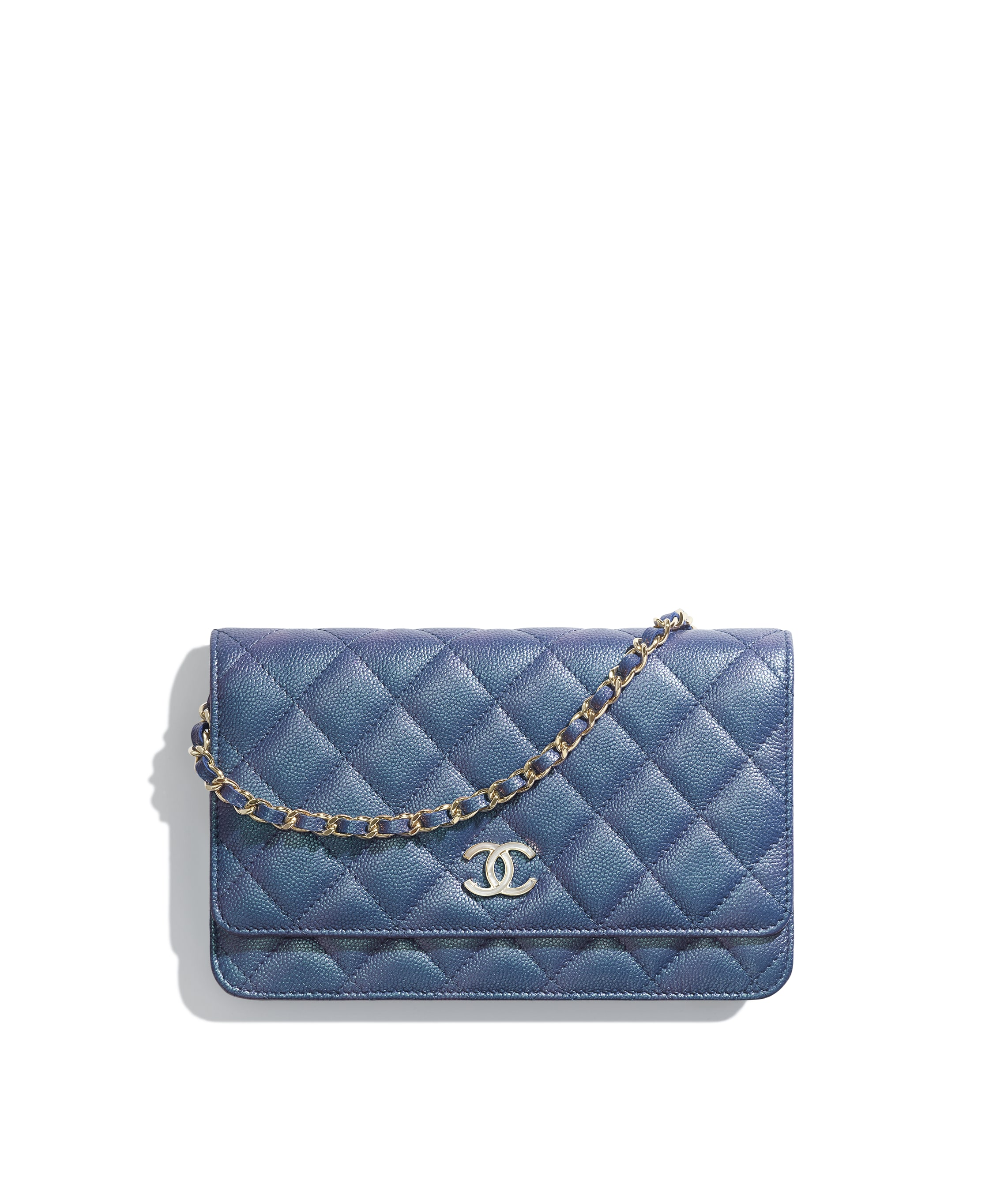 3403f30e2a00 Wallets on chain - Small Leather Goods - CHANEL