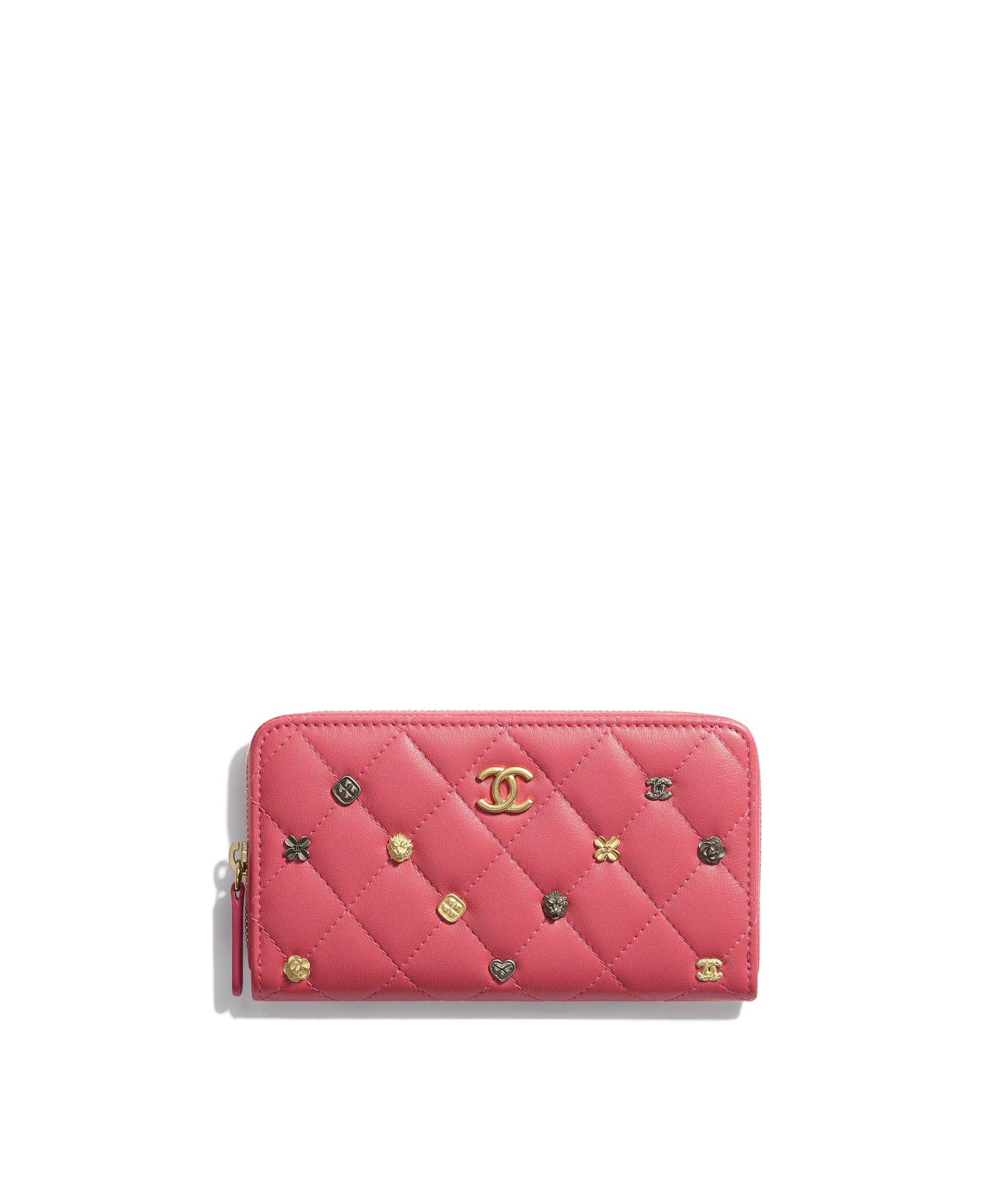 지퍼 지갑