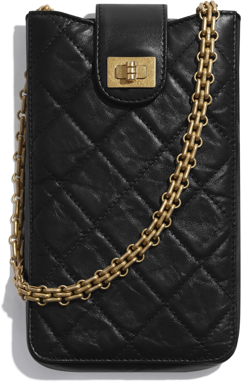 2.55 Phone Holder with Chain