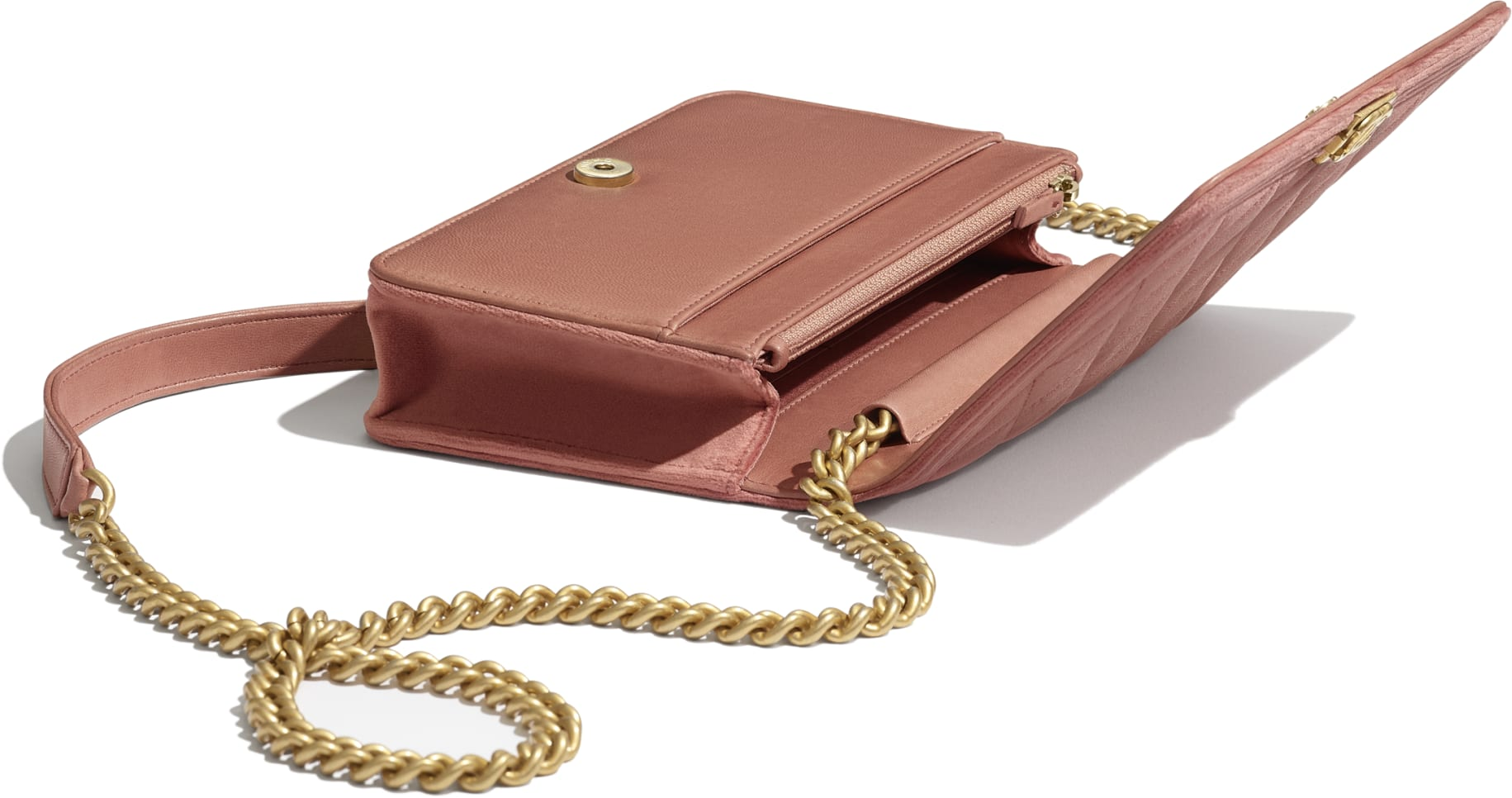 BOY CHANEL Wallet On Chain