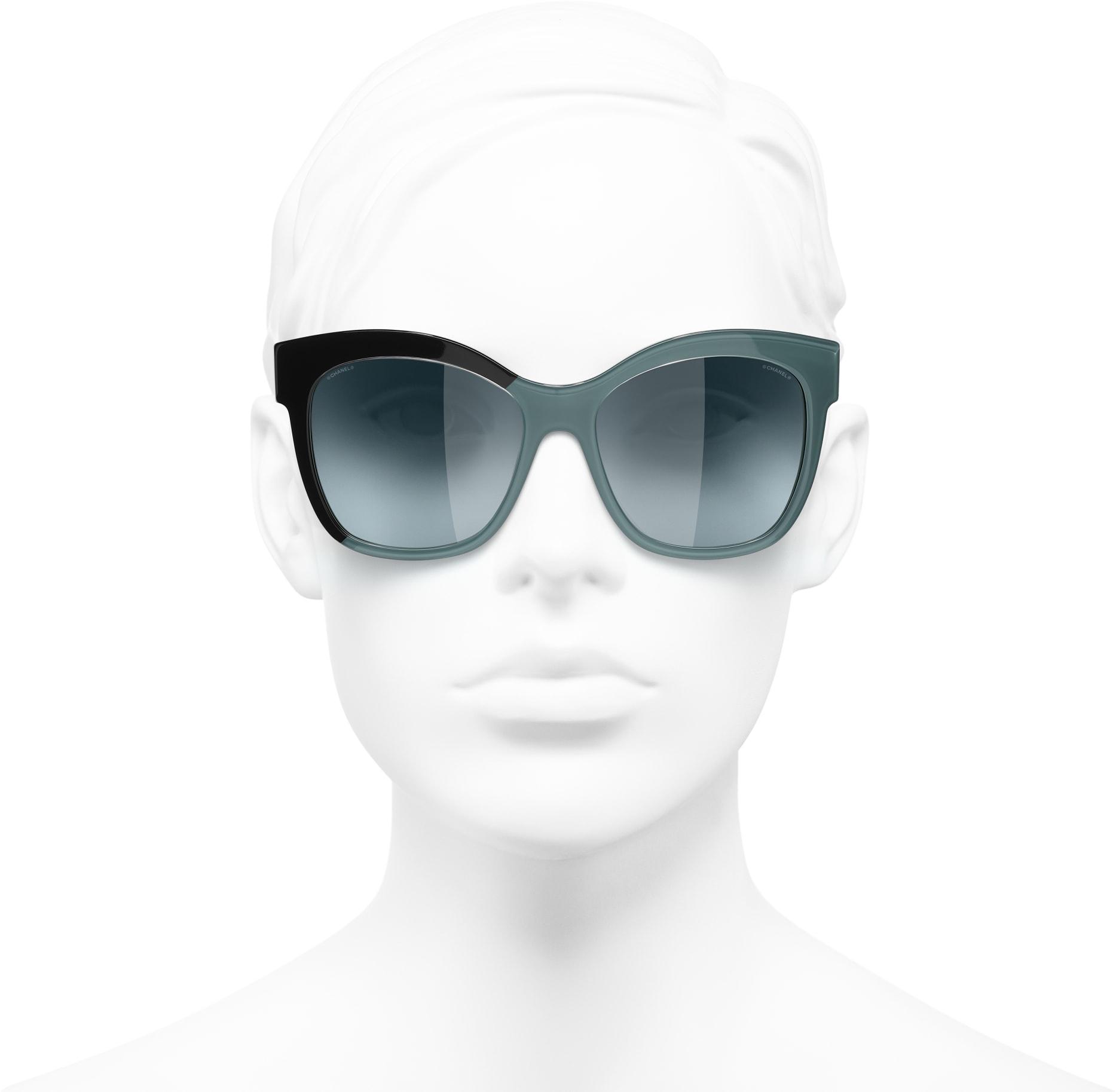 Óculos De Sol Em Formato Borboleta