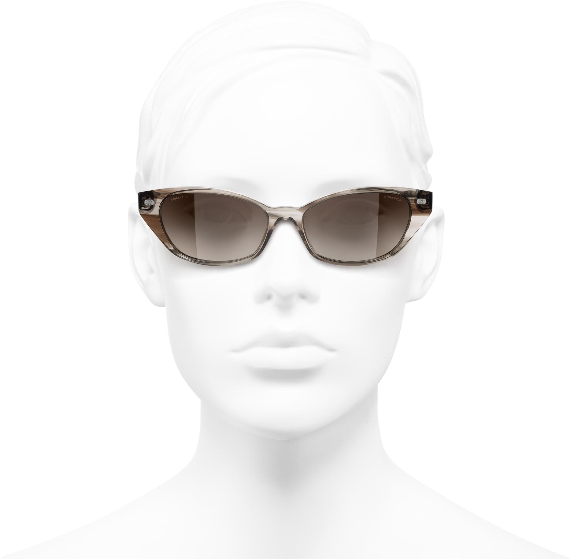 Óculos De Sol Em Formato Felinos