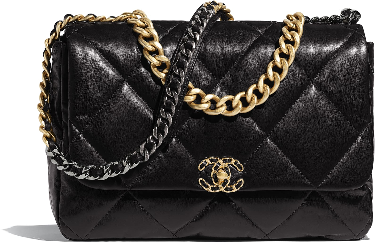 Maxi-Pattentasche CHANEL 19