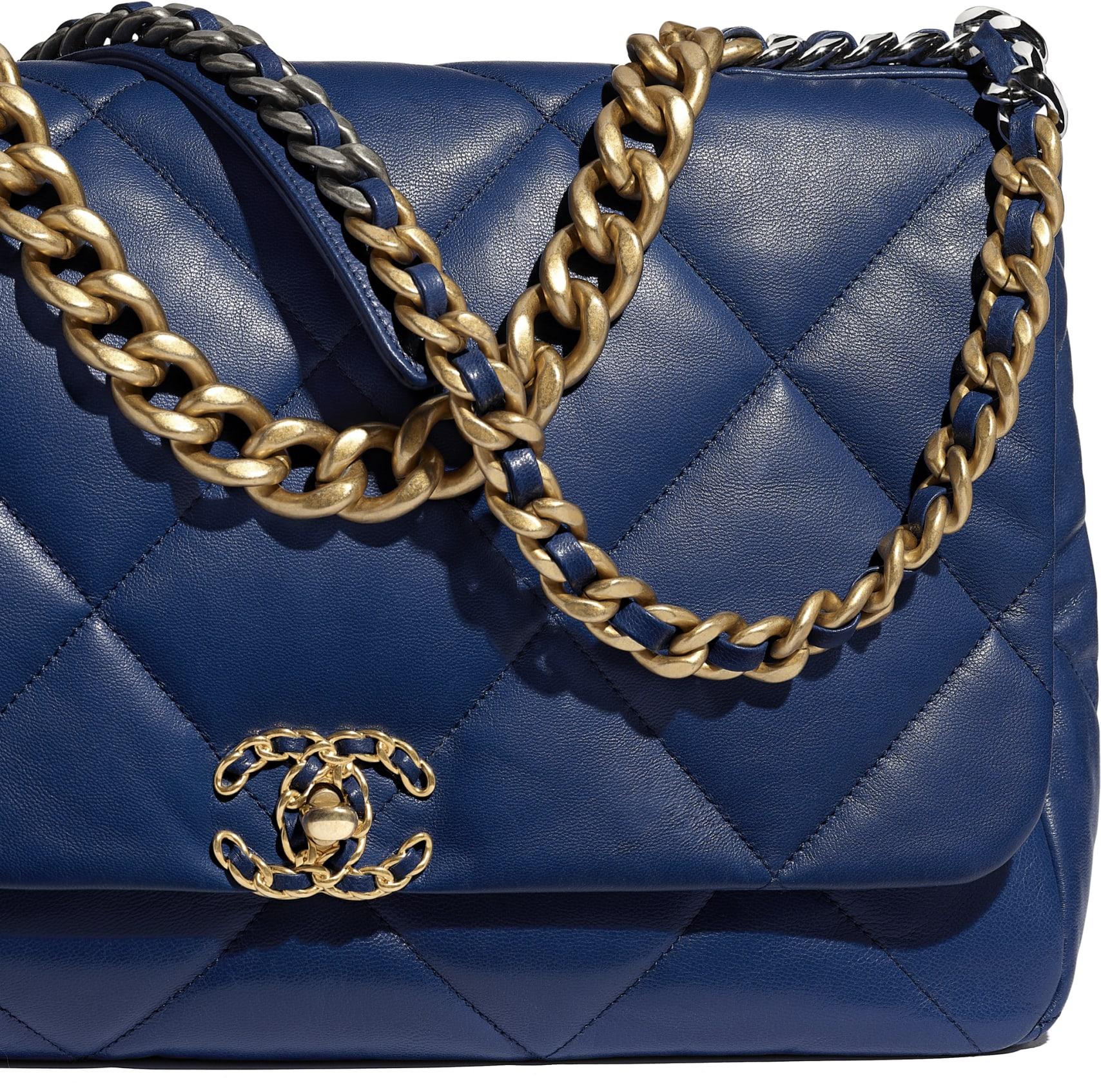 CHANEL 19 Maxi Flap Bag
