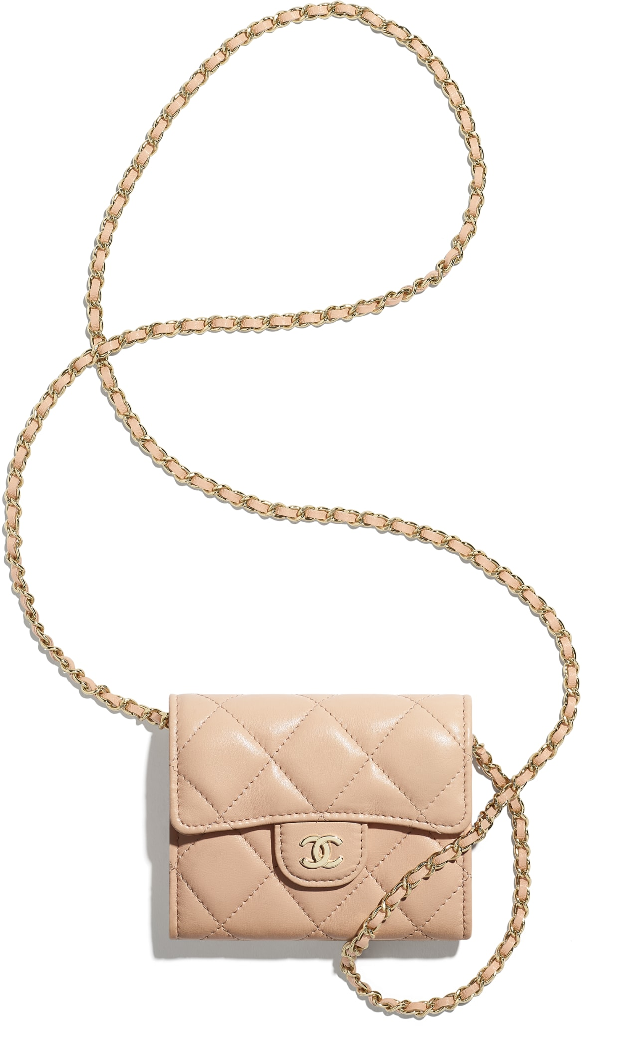 Classic Clutch with Chain