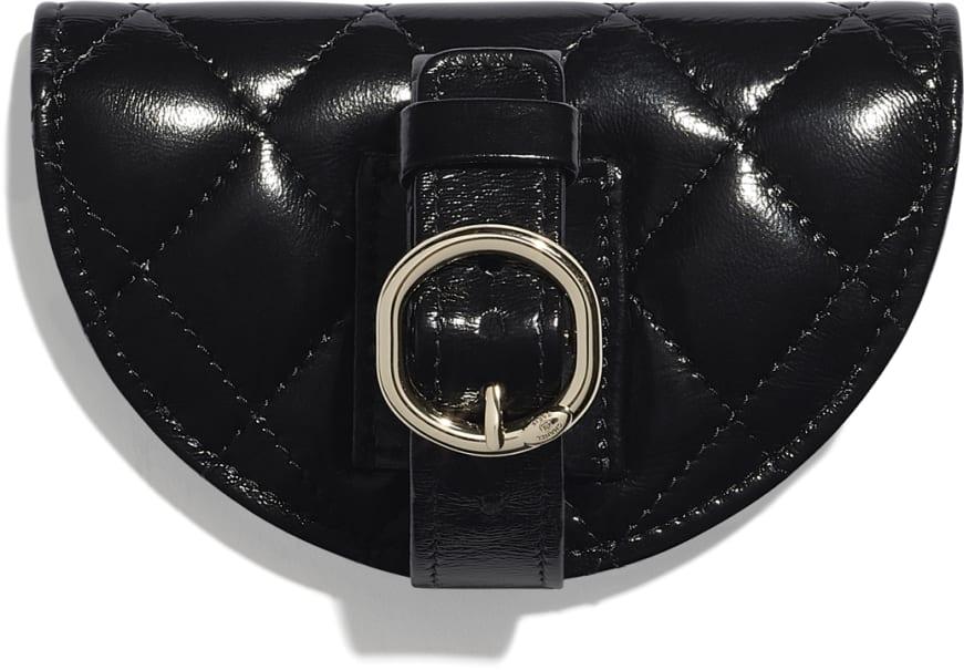 Bracelet porte-monnaie à rabat