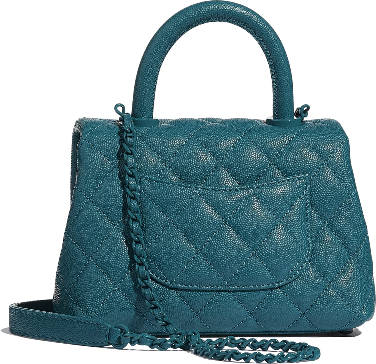 Mini Flap Bag with Handle