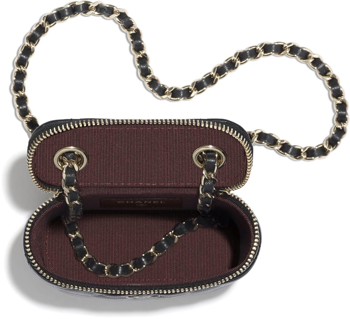 Mini Vanity with Classic Chain