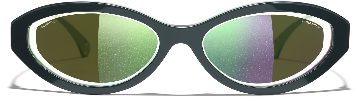 Lunettes ovales