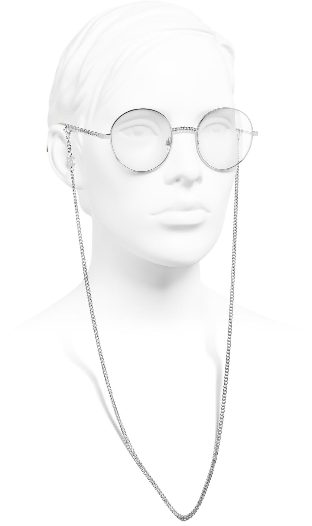 Óculos de grau redondos