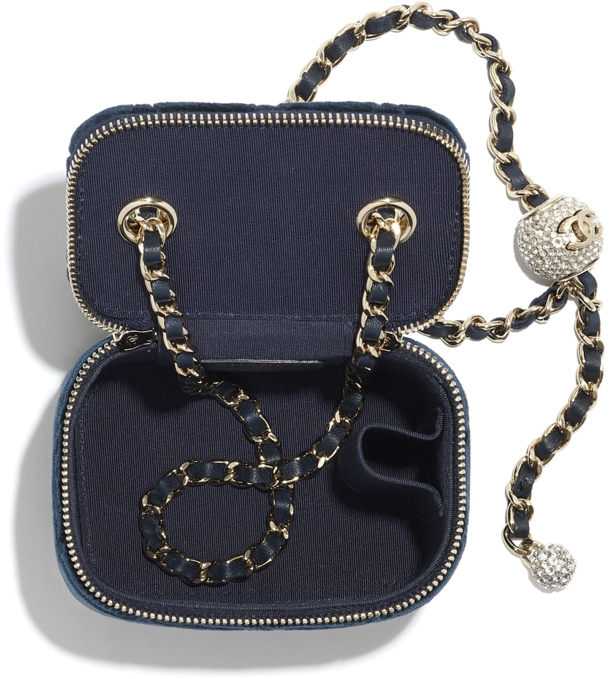 Small Classic Box with Chain