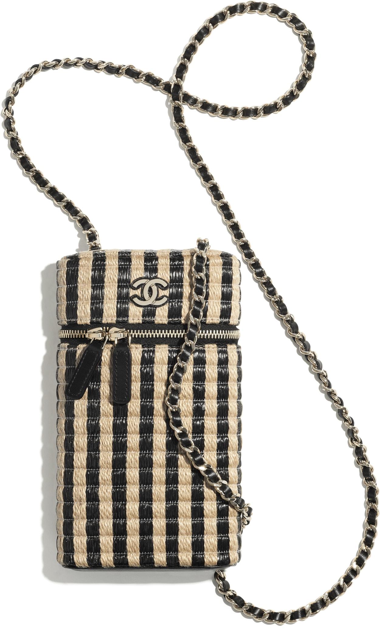 Vanity Phone Holder with Chain