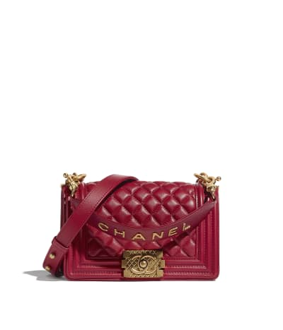 BOY CHANEL Small Flap Bag with Handle