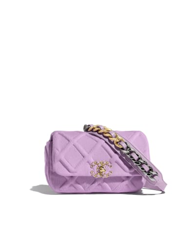 CHANEL 19 Waist Bag