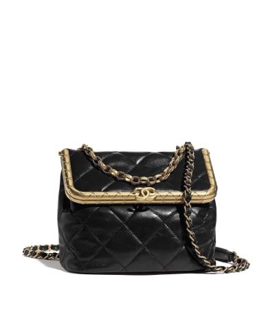 Clasp Bag