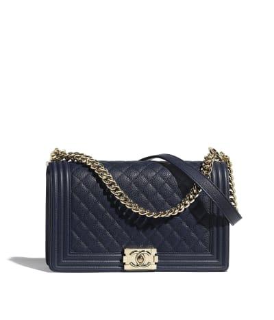 Large BOY CHANEL Handbag