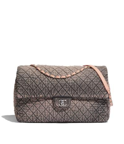 Large Flap Bag