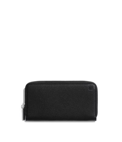Long Zipped Wallet