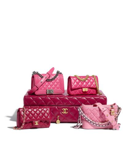 Conjunto de 4 Bolsas Mini