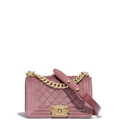 Petit sac BOY CHANEL