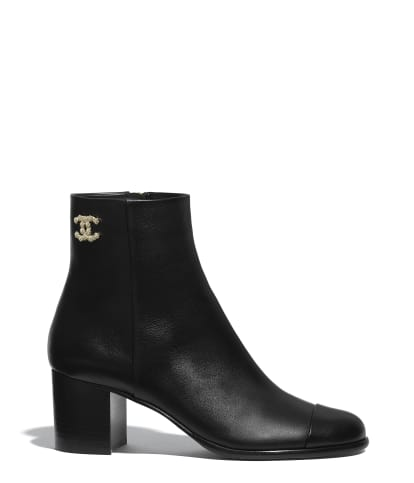 Short Boots - Shoes - CHANEL