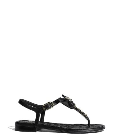 Sandals - Shoes - CHANEL