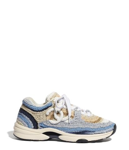 chanel trainers sneakers