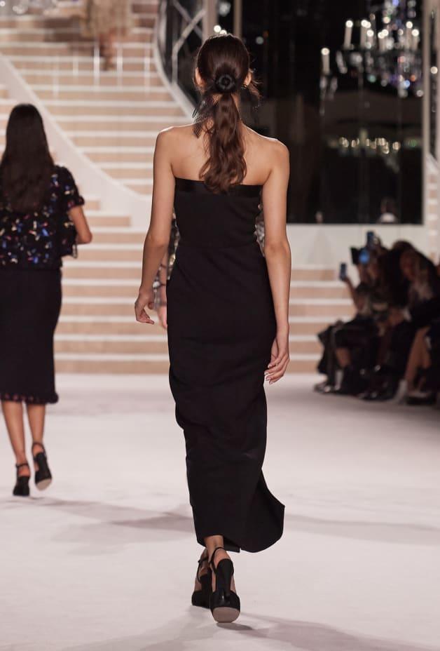 image 2 - Dress - Wool - Black