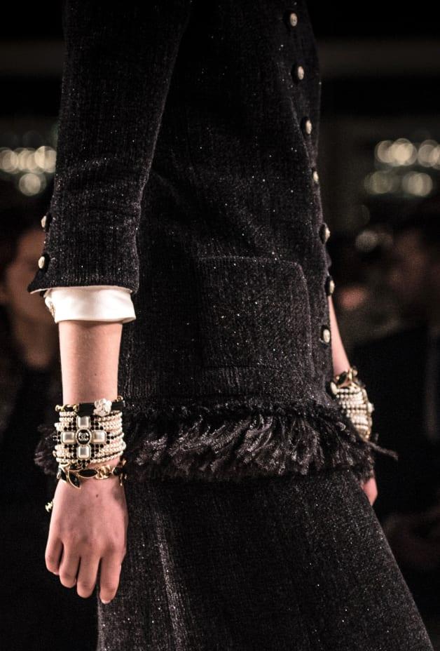 image 3 - Jacket - Wool Tweed - Black