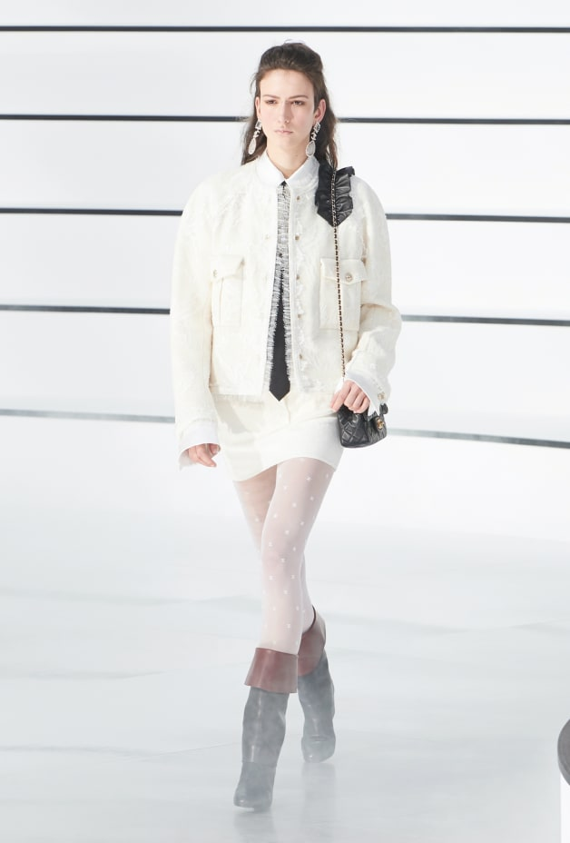 image 1 - Jacket - Lace - White